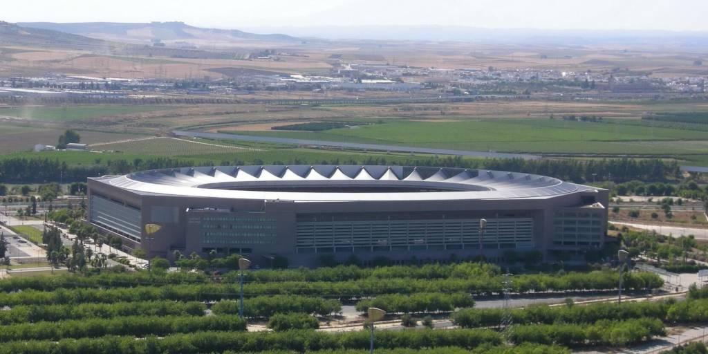 La Cartuja Stadioner