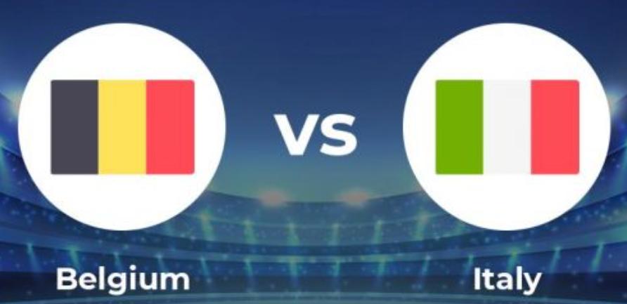 EM Oddsspill – Belgia mot Italia