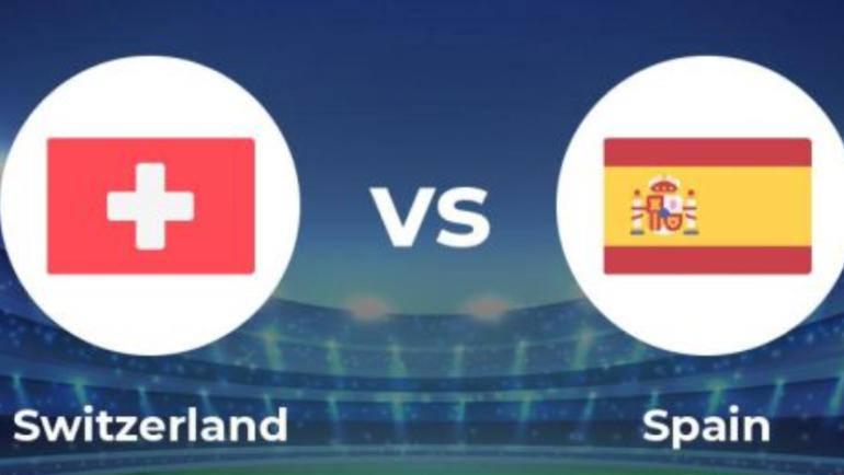 EM Oddsspill – Sveits mot Spania