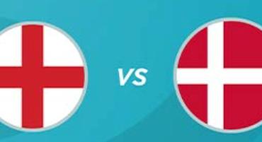 EM Oddsspill – England mot Danmark